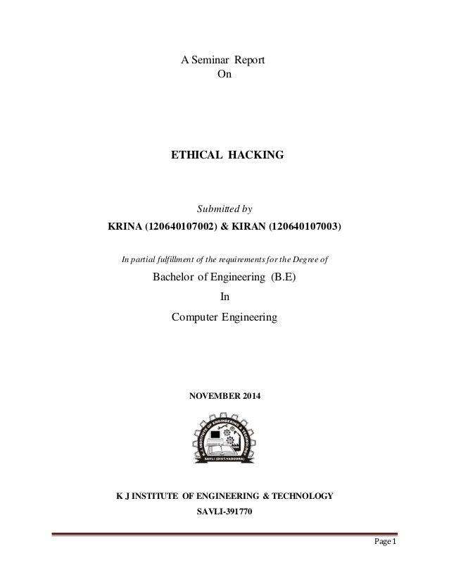 ETHICAL HACKING PDF FILE PDF