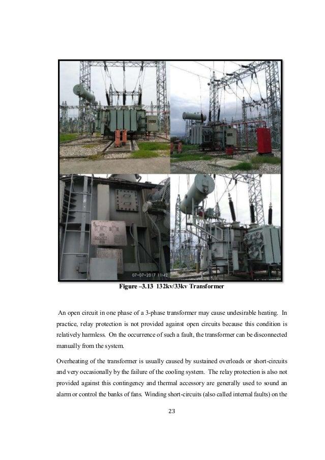 industrial Training report in PTCUL Substation dehradun