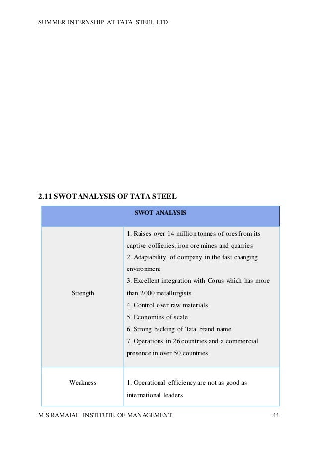 "literature review for tata steel working capital managment ""working capital management at tata steel"" - free download as pdf file (pdf), text file (txt) or read online for free."