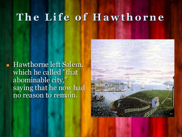 secret sin in the works of nathaniel hawthorne The burden of secret sin: nathaniel hawthorne's fiction the fiction of nathaniel hawthorne has frequently been defined in musical terms on account of the recurring themes it contains very much like the leitmotifs of a symphony or an opera, these.