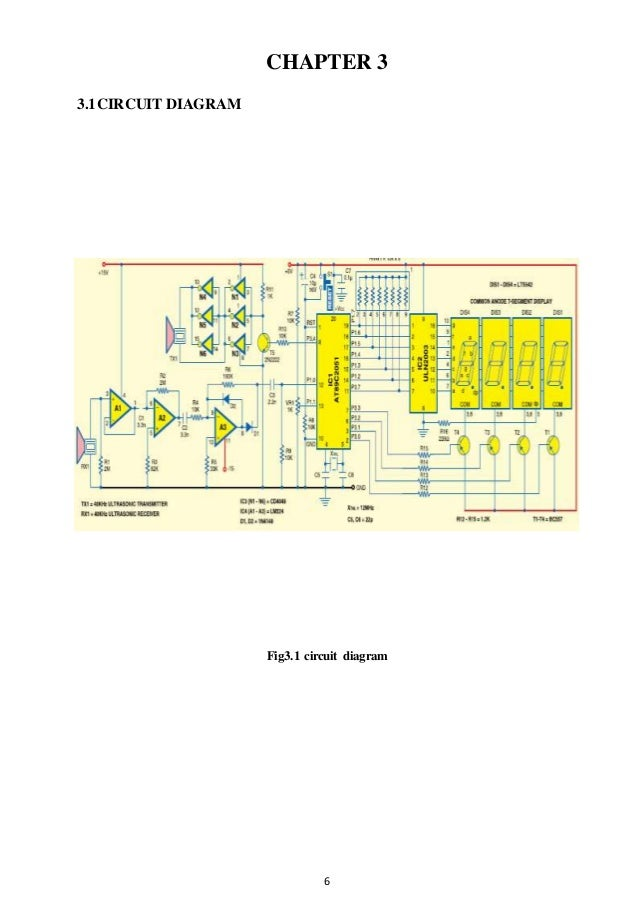 A Report On Ultrasonic Distance Measurement