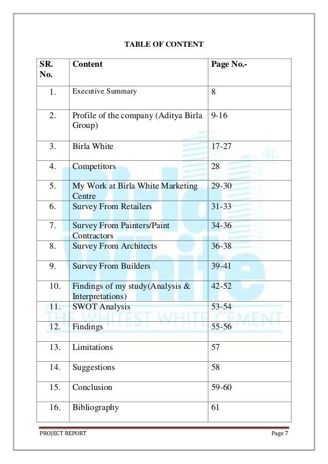 aditya birla money internship project report ×warning please choose your portal  reports.