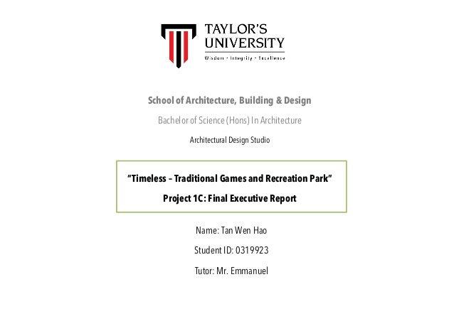 School Of Architecture, Building U0026 Design Bachelor Of Science (Hons) In Architecture  Architectural ...