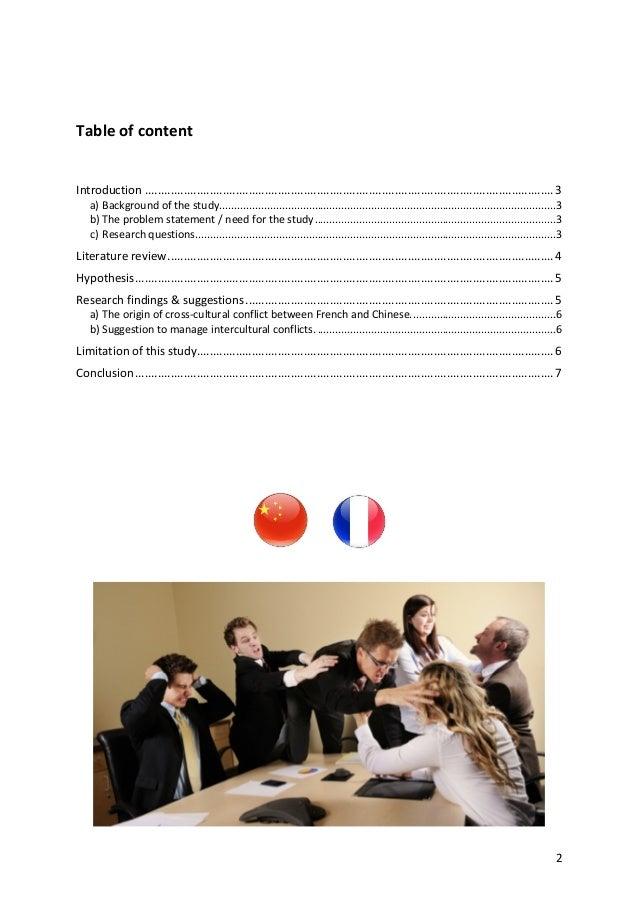 Intercultural Communication Concerns