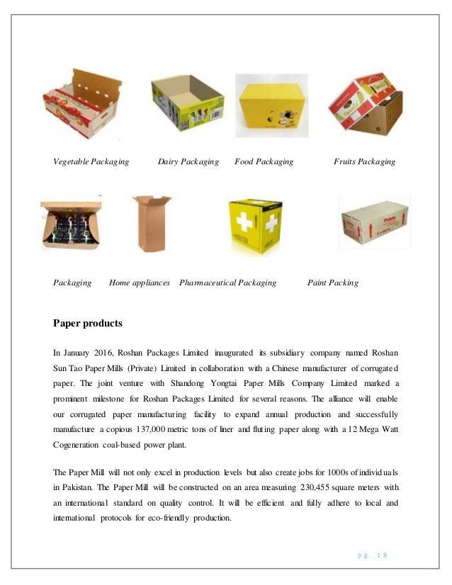Roshan Packages