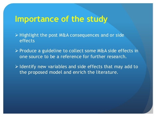 literature review of post merger integration Measuring post-merger success: integration processes  of the post merger stage, integration,  is to use a literature review in order to examine the m&a.