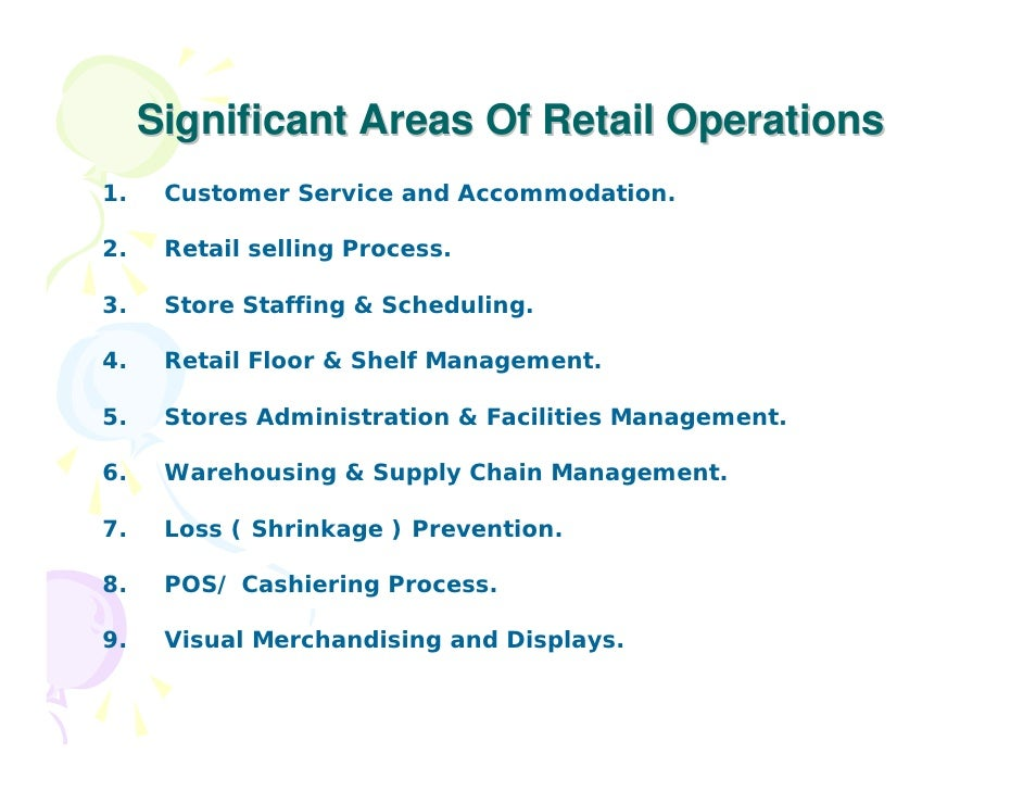 describe operation of retail store 2005-4-7 administrative functions in the operation of the association now, therefore, association and manager ,  the board shall describe in writing.