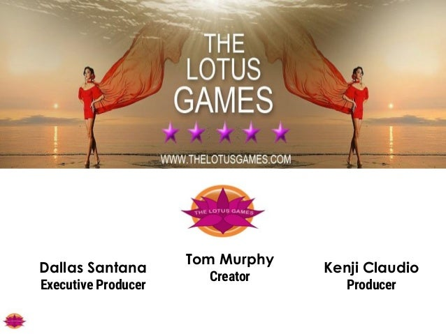 Tom Murphy Creator Dallas Santana Executive Producer Kenji Claudio Producer