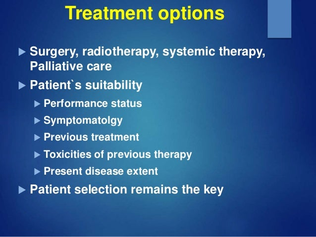 Role of radiotherapy in recurrent carcinoma cervix Slide 3