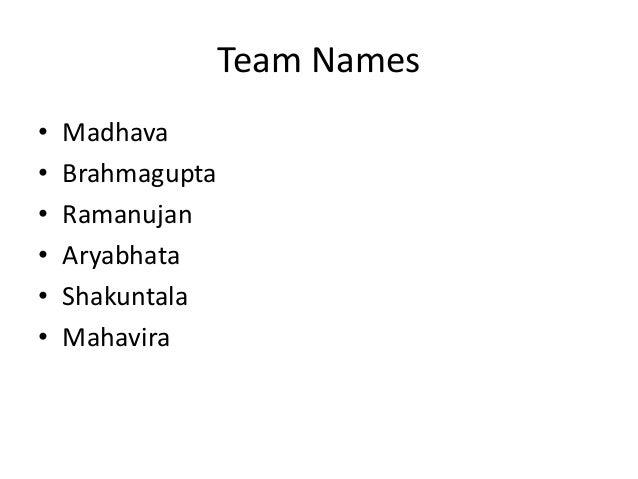2nd Ramanujan Mathematics quiz Finals