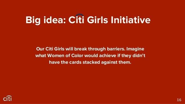 17 The Internal Initiatives