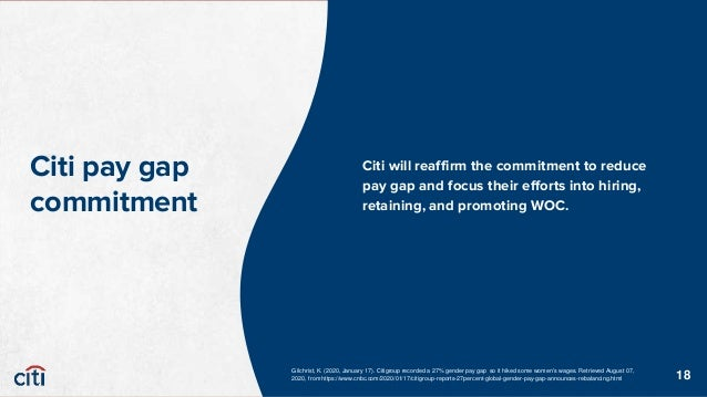 Citi Care for Citi Employees ● Remote work opportunities ● Extended 6 months parental/family leave to ALL employees ● Acce...