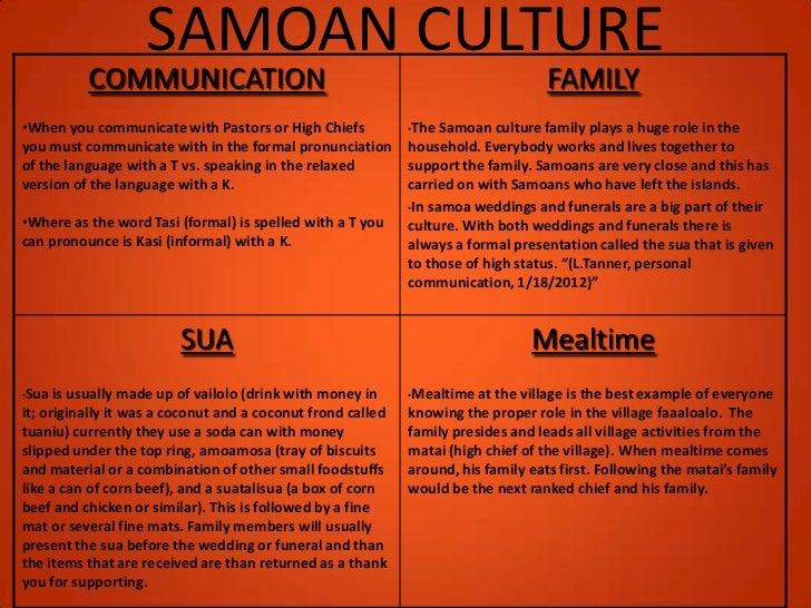 SAMOAN CULTURE Final PP (Comst101 Group 4)