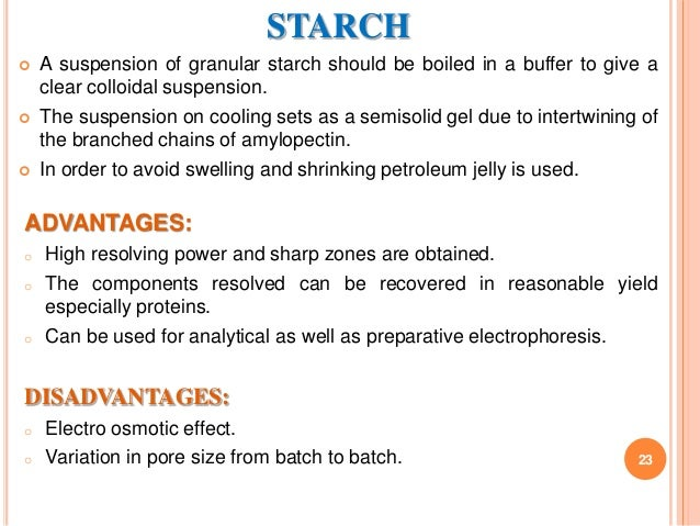 a general description of the sds method used to denature proteins based on their size Report description sds poly acrylamide gel electrophoresis (page) is a common method for separating proteins by electrophoresis in this method a polyacrylamide gel is used as a support.