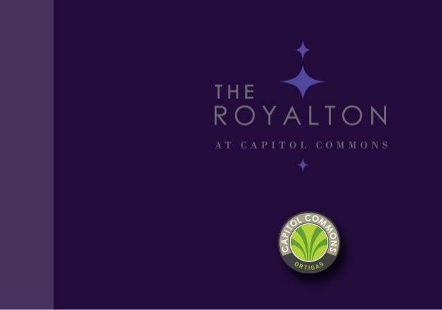THE CAPITOL COMMONS