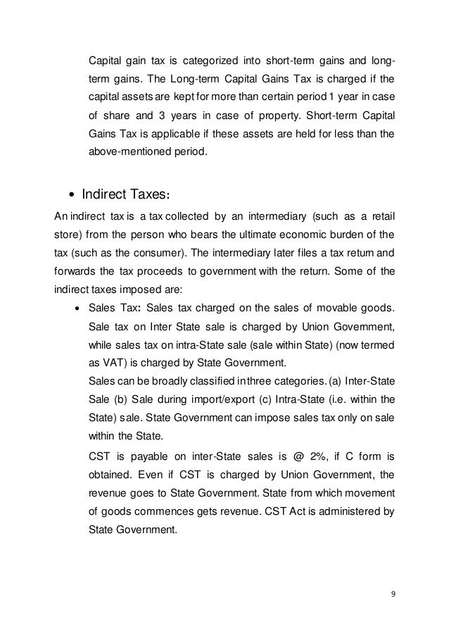 IMPLEMENTATION OF GST IN INDIA - 1