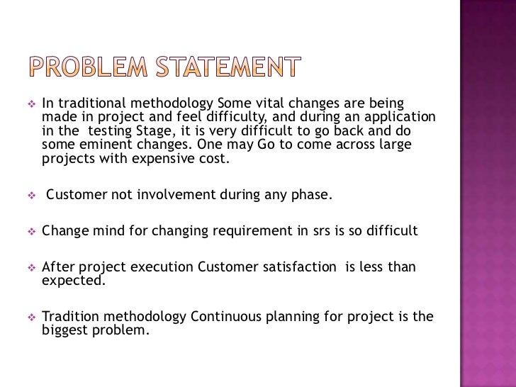 Business Case vs Problem Statement – iSixSigma