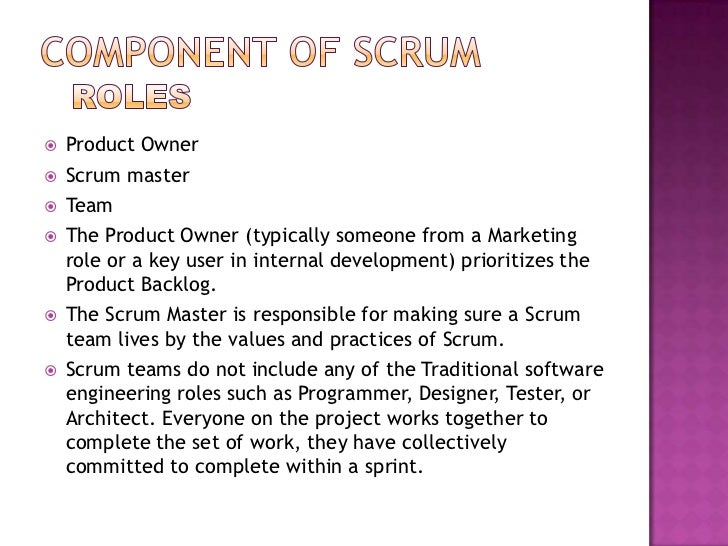 scrum methodology research paper The methodology section of your dissertation is the part that essentially outlines the methods that you would use, when you are researching and then composing your paper  this might be difficult for you, but not for our professional writers, who have years of experience in research and composition, and can write this section in a matter of.