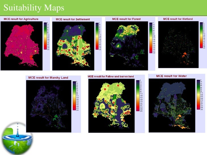 Suitability Maps