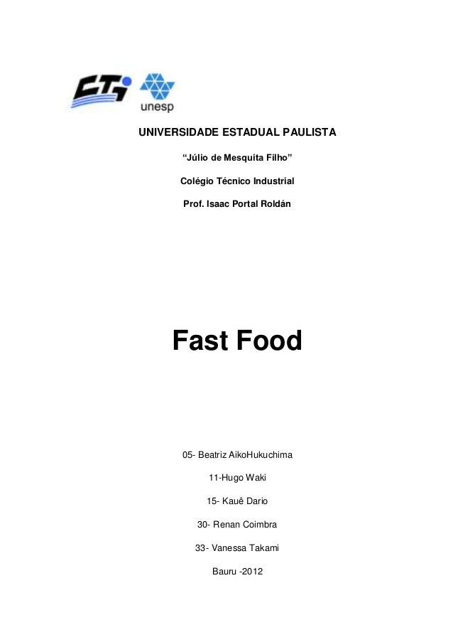 "UNIVERSIDADE ESTADUAL PAULISTA      ""Júlio de Mesquita Filho""      Colégio Técnico Industrial      Prof. Isaac Portal Rold..."