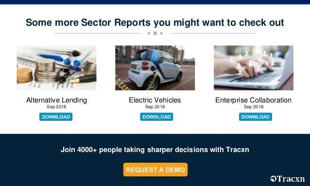Tracxn - Sensors Startup Landscape