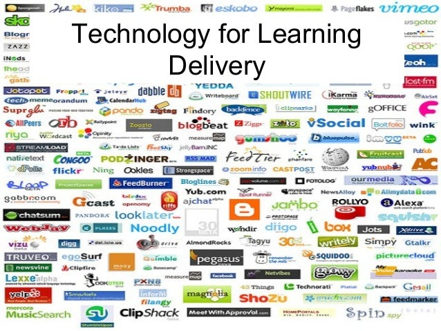 Technology for LearningDelivery