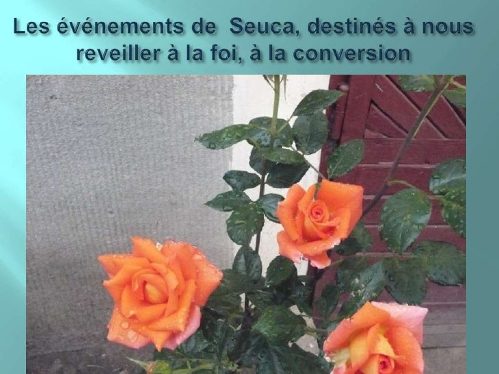 L PPARITION  DE  LA  SAINTE  VIERGE  - SEUCA- RUMANIE