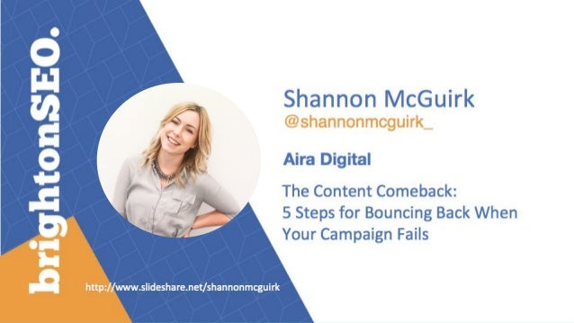 The Content Comeback: 5 Steps for Bouncing Back When Your Campaign Fails