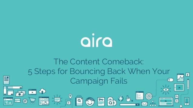 The Content Comeback - BrightonSEO Slide 2