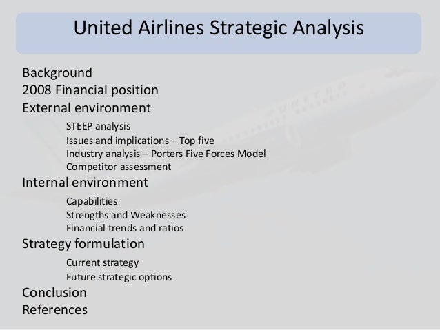united airlines case analysis All questions should be answered for each case study if calculations would enhance your commentary, it is strongly urged that you include these calculations.