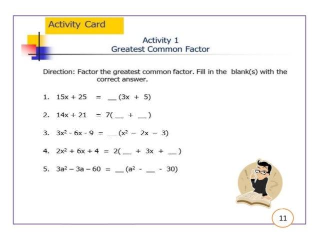 factoring trinomials using ac method