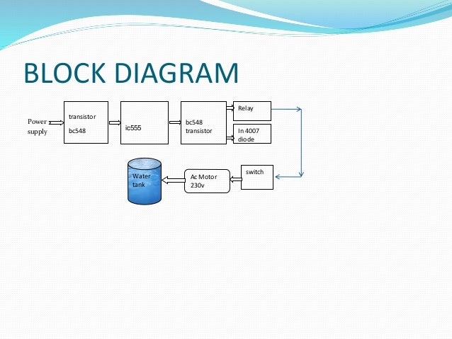Simple Water Level Detector Circuit Diagram Centre Data Circuit