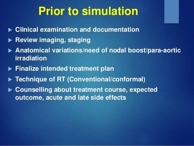 Final simulation protocols in GYN malignancies Slide 3