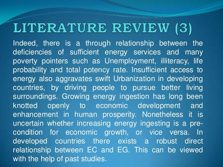 the relationship b n energy consumption and Natural resources and sustainable development ii: the relationship between energy consumption and climate change in shanghai.