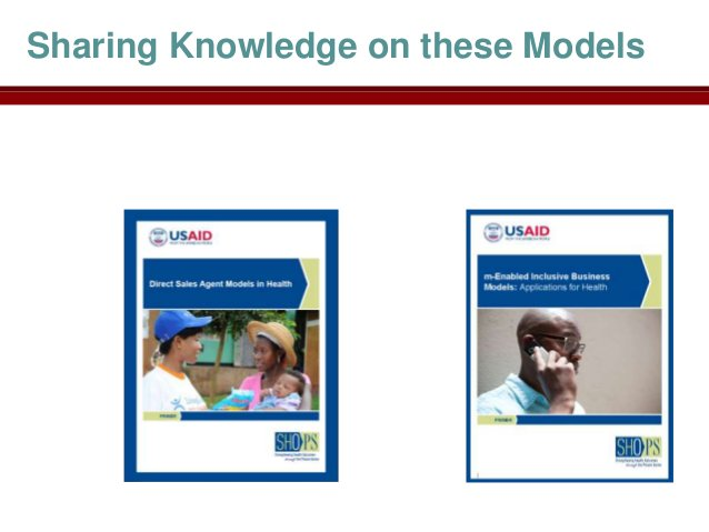 Sharing Knowledge on these Models