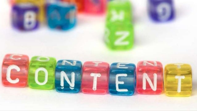 What makes GREAT content ?