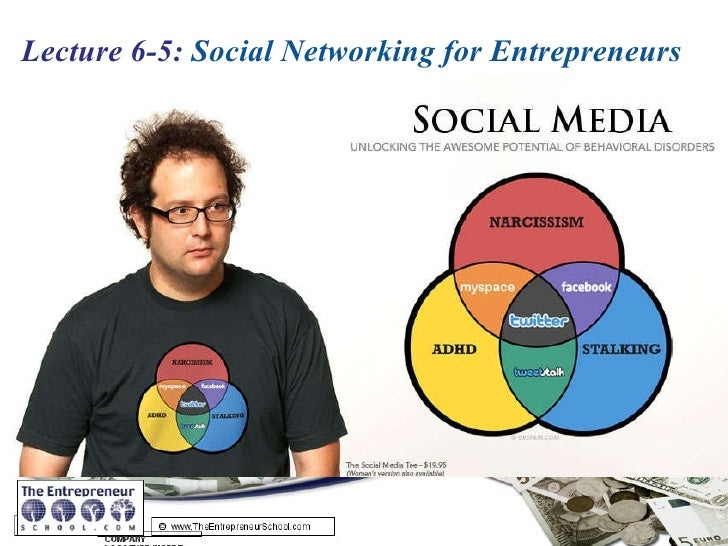 Lecture 6-5:  Social Networking for Entrepreneurs
