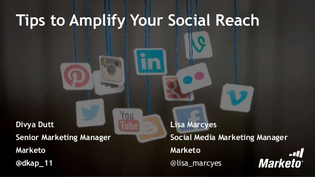 Tips to Amplify Your Social Reach