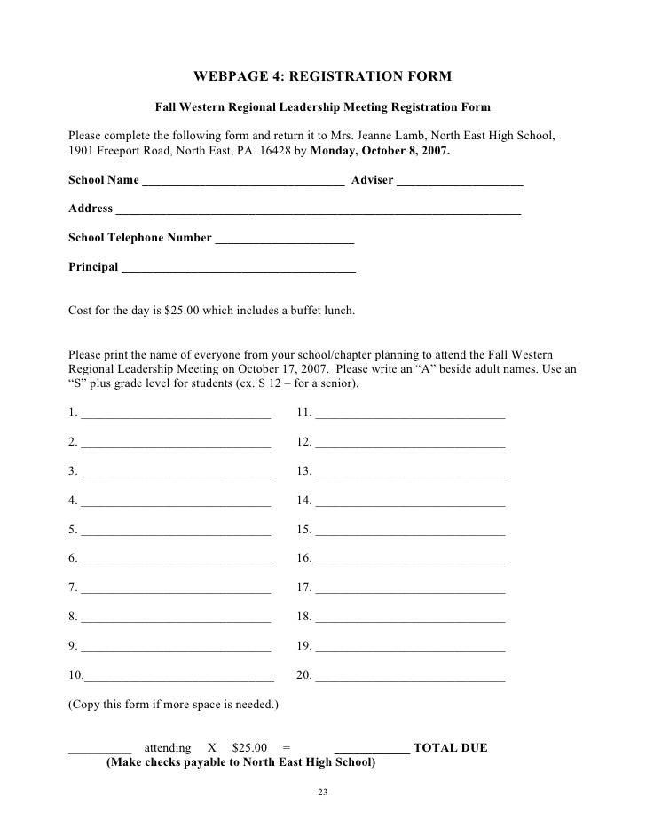 Student council election ballot template - visualbrains.info