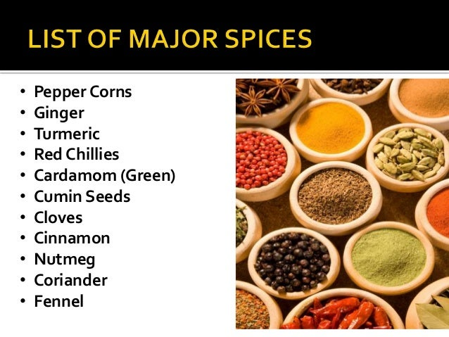 Starting a Spice Business