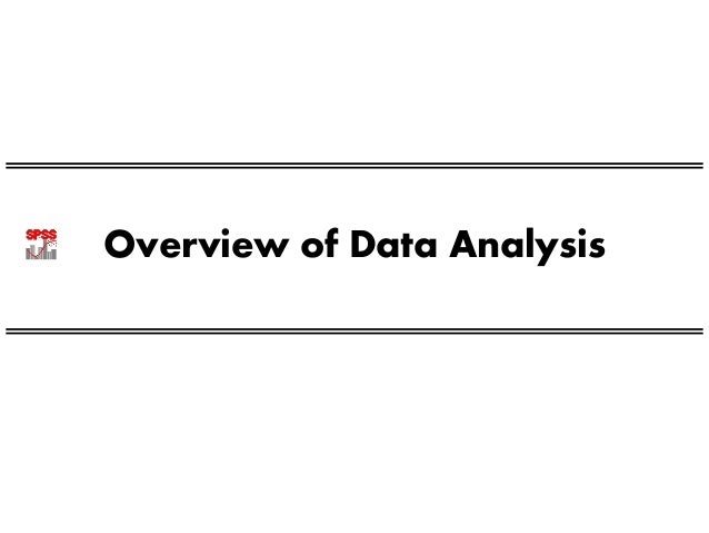 Final spss hands on training (descriptive analysis) may