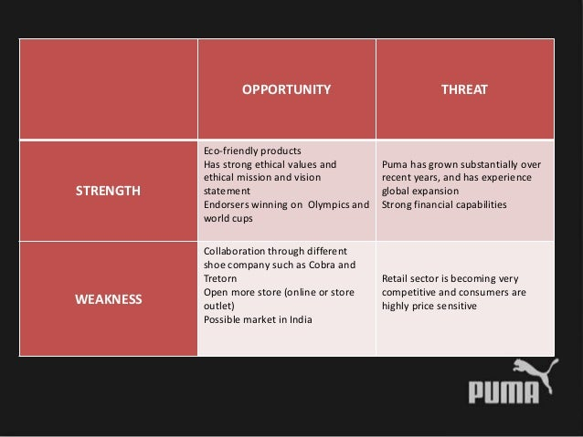 puma vision statement Samsung mission and vision mission - samsung's mission seems focused in building its brand and  statement in its vision 2020 with this new vision,.