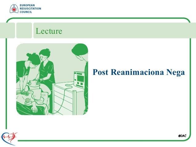 LecturePost Reanimaciona Nega