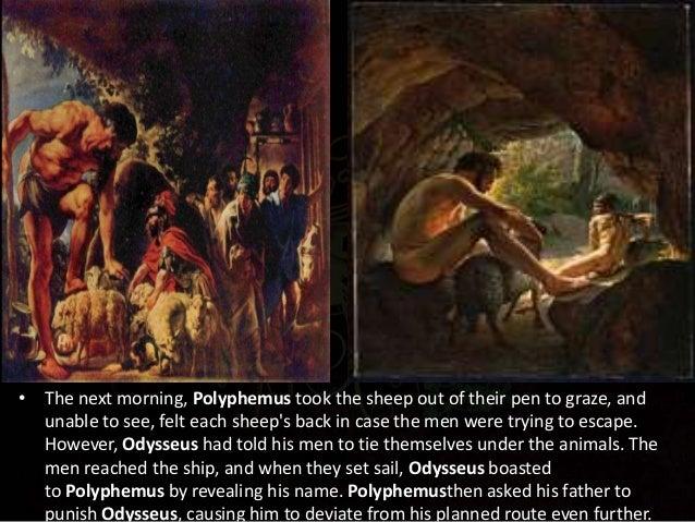 Aeolus Bag Of Wind odyssey; the adventure...