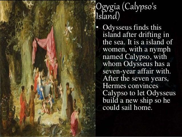 Odyssey The Adventure Of Odysseus