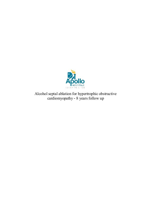 Alcohol septal ablation for hypertrophic obstructive cardiomyopathy - 8 years follow up