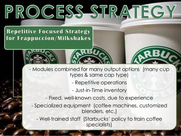 starbucks inventory management Starbucks focuses on inventory rotation to keep beans from passing sell-by date, starbucks focuses on reducing inventory exceptions a simple sticker provides part of the solution.