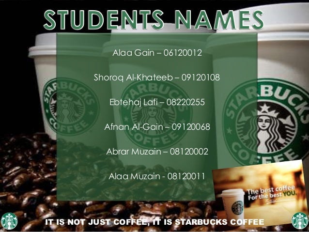 Starbucks scientific management