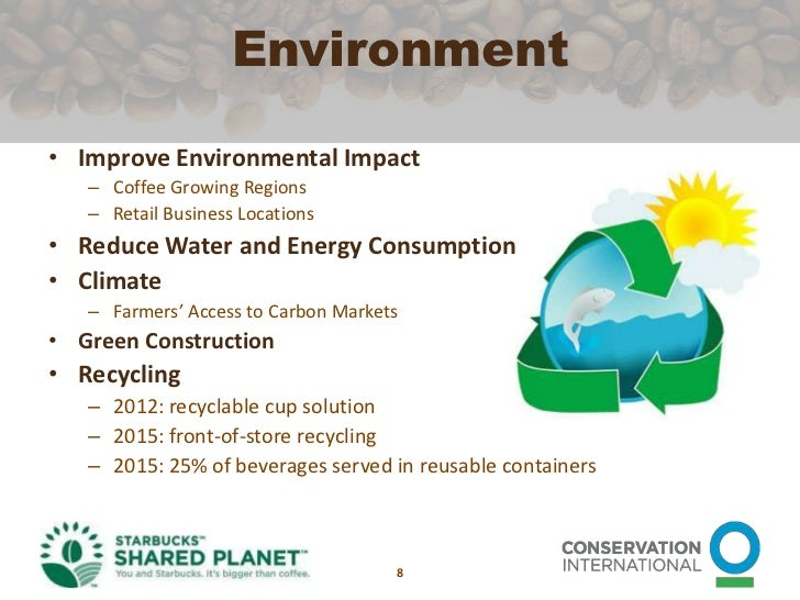 what ethical issues are present in starbucks and fair trade coffee Starbucks`response to the ethical issues is to try and meet the consumer need by trying to conserve water as much as possible and do what they can to be recongnized as an environmentally friendly global coffee company.