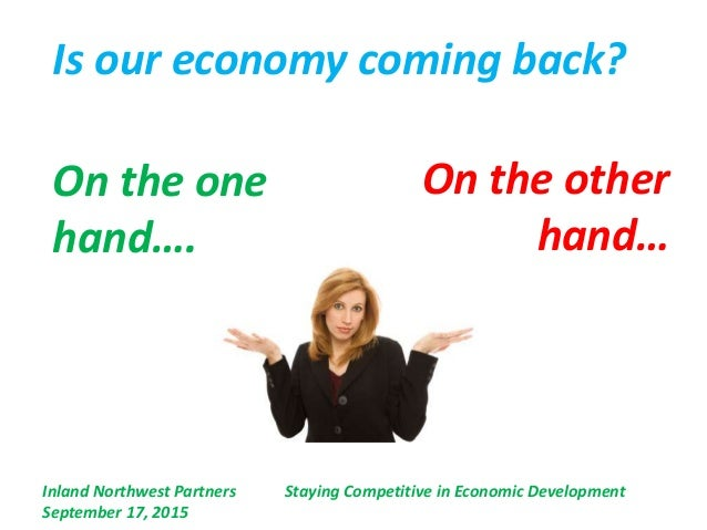 Staying Competitive In Economic Development